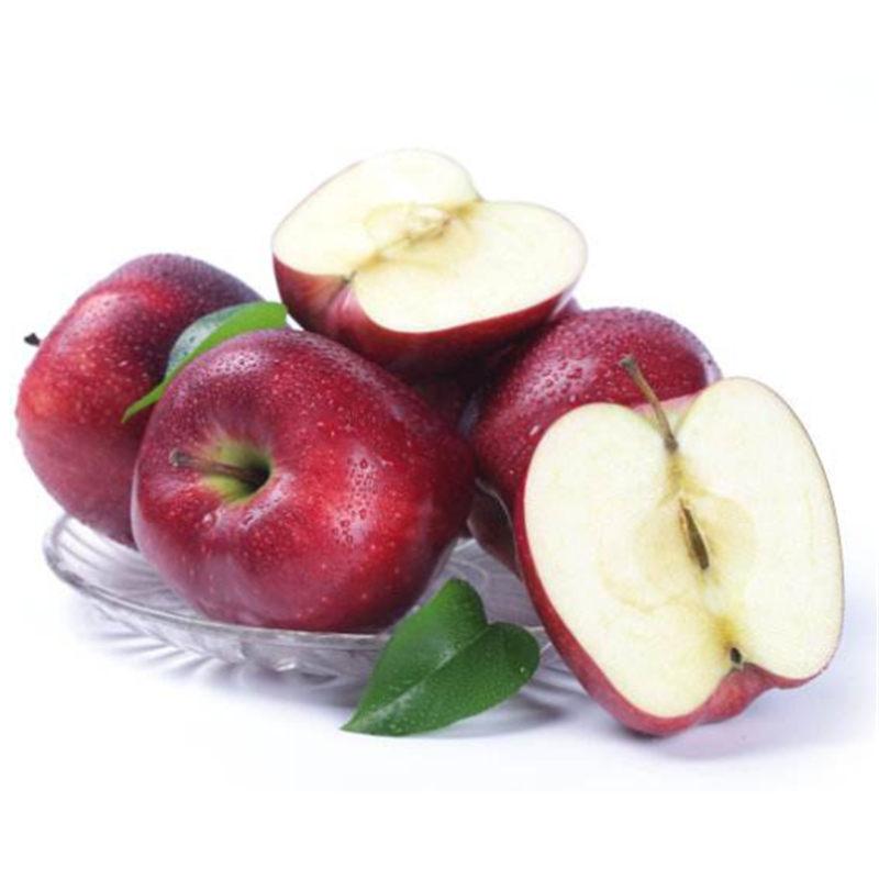 果盘的花牛苹果